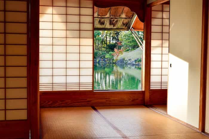 Installation d'un bain japonais