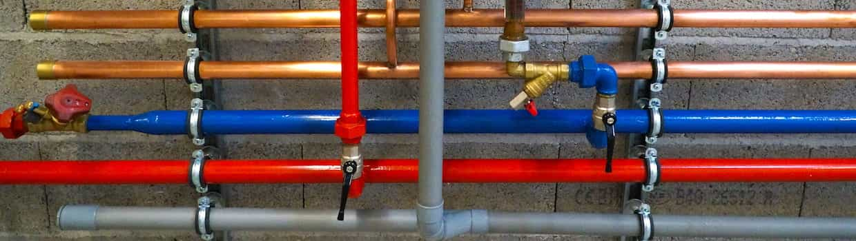 Los Tipos De Tubería Para El Agua Más Utilizados En La Instalación De Fontanería De Una Vivienda