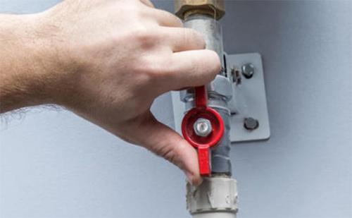 Posibles causas del goteo de una llave de paso