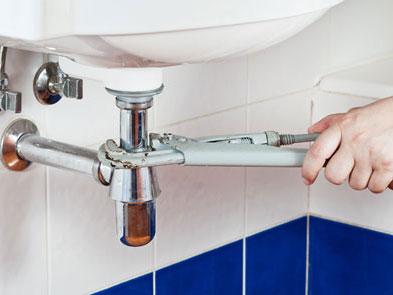servicios de fontanería en Carabanchel